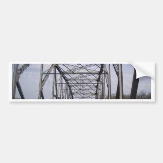 Bridge Bumper Sticker
