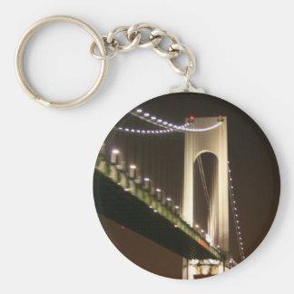 Bridge Closeup keychain