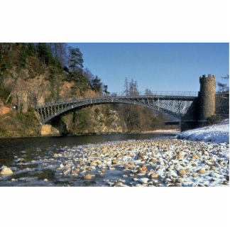 Bridge Craigellachie Standing Photo Sculpture