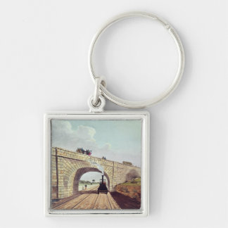 Bridge,from 'Liverpool and Manchester Railway' Key Ring