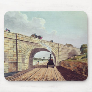 Bridge,from 'Liverpool and Manchester Railway' Mouse Mat