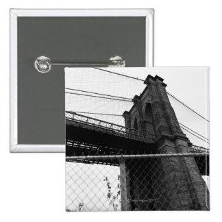 Bridge In Manhattan Pin