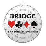 Bridge Is An Intellectual Game (Four Card Suits)