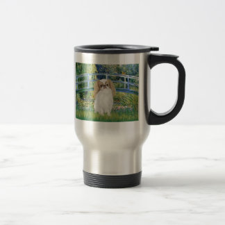 Bridge - Japanese Chin (L1) Stainless Steel Travel Mug