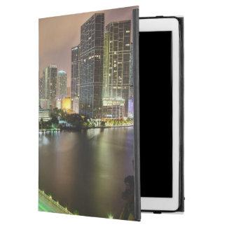 "Bridge leads across waterway to downtown Miami iPad Pro 12.9"" Case"