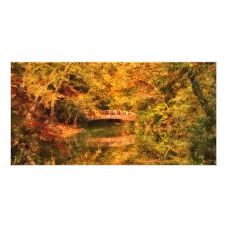 Bridge - Nature's Finest Custom Photo Card