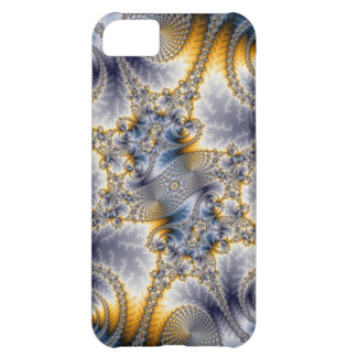 Bridge Network - Mandelbrot Fractal Art iPhone 5C Case