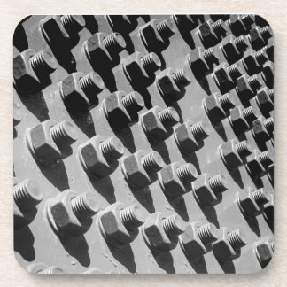Bridge Nuts And Bolts Drink Coasters