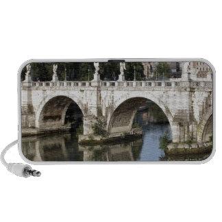 Bridge of Castel st Angelo, Rome, Italy Speaker