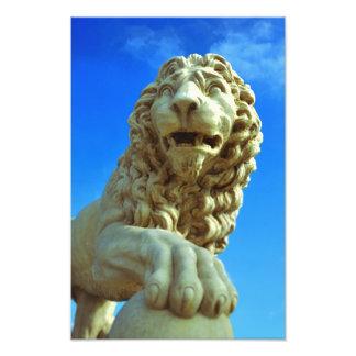Bridge of Lions, St. Augustine, FL Art Photo