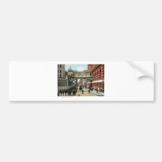 Bridge of Sighs, New York Bumper Sticker