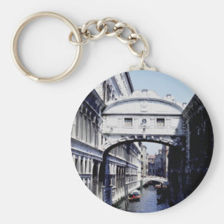 Bridge of Sighs Veneto Venice Italy Keychains