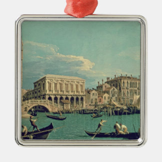 Bridge of Sighs, Venice  c.1740 Christmas Ornament