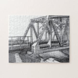 Bridge old puzzle