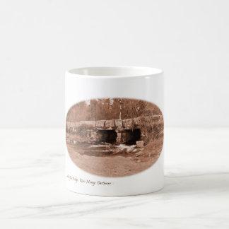 Bridge on Dartmoor Basic White Mug