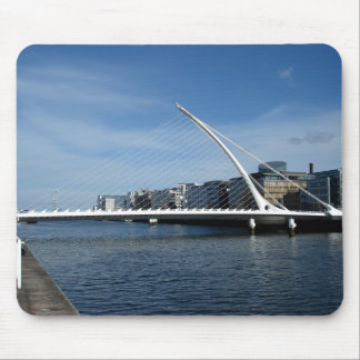 Bridge Over Dublin Ireland River Mouse Pad