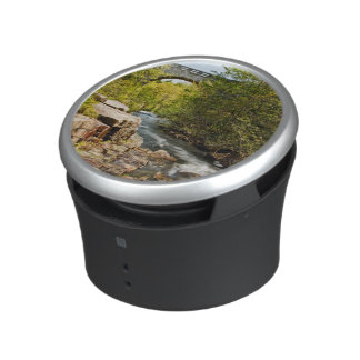 Bridge Over River Bluetooth Speaker