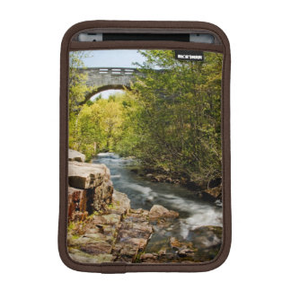 Bridge Over River iPad Mini Sleeve