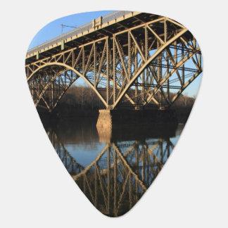 Bridge Over Schuylkill River Plectrum