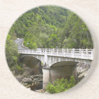 Bridge Over Stream, Tsitsikamma National Park Coaster
