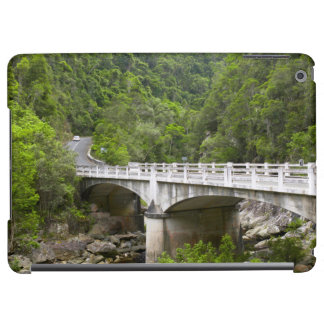 Bridge Over Stream, Tsitsikamma National Park iPad Air Cover