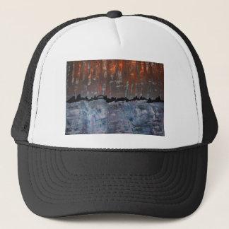 Bridge over the cascades trucker hat