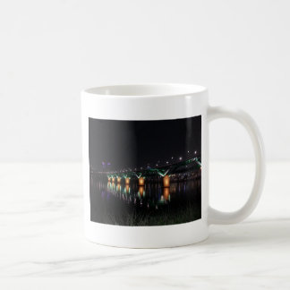 Bridge over the Han River at Night Coffee Mugs