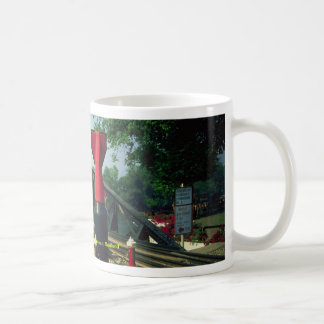 Bridge over the River Kwai, Kanchanaburi, Thailand Coffee Mug