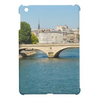 Bridge over the river Seine in Paris, France Cover For The iPad Mini