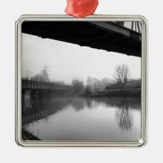 Bridge over troubled water christmas ornament