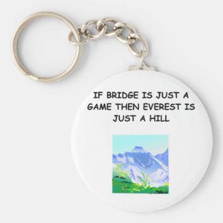 bridge player gifts t-shirts key ring