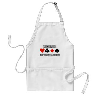 Bridge Players Do It With Double Squeezes Standard Apron