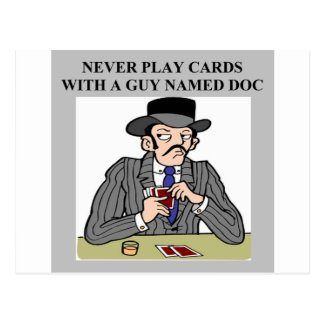 bridge poker cards player game design postcard