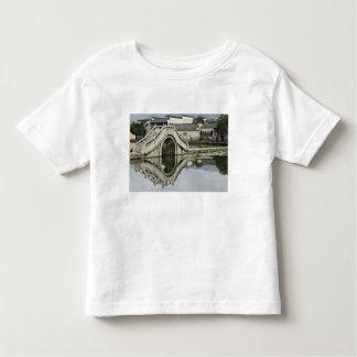 Bridge reflection, Hong Cun Village, Yi Toddler T-Shirt
