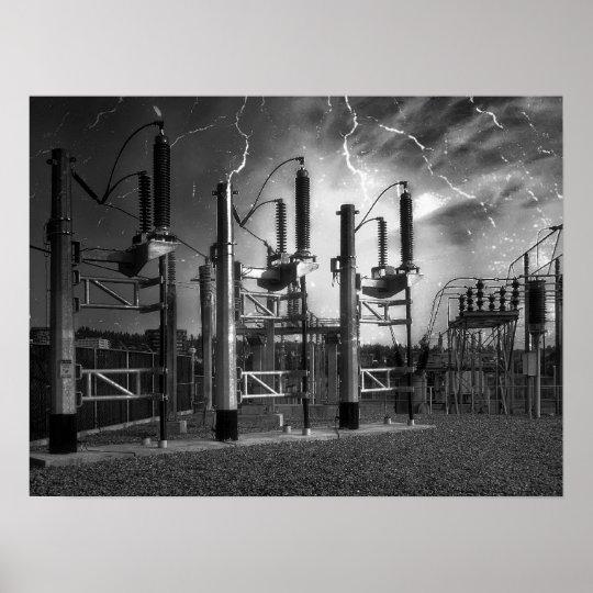 Bridge St Power Substation 2 - Spokane Washington