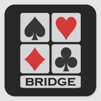 Bridge stickers