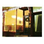 Bridge Street Café – Magic in the Night Postcard