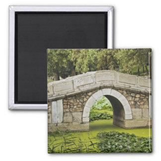 Bridge, Summer Palace, Beijing, China Fridge Magnets