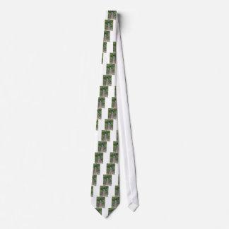 Bridge to forest tie