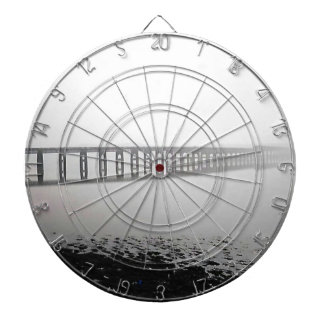 Bridge to Nowhere Dartboard