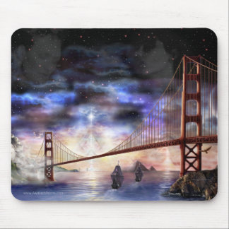 Bridge to Truth Mouse Pad