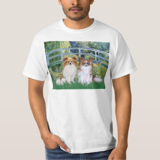 Bridge - Two Papillons T-Shirt