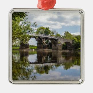 Bridge Wales Christmas Ornament