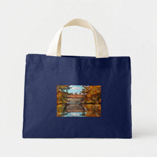 Bridge - Worn out but still used Tote Bags