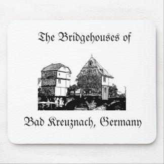 Bridgehouses mouse pad