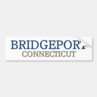 Bridgeport Connecticut Bumper Sticker