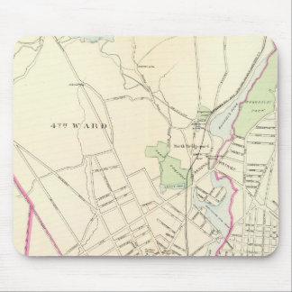 Bridgeport, north mouse mat
