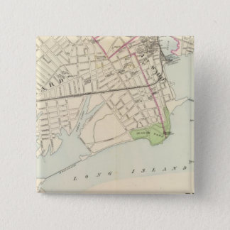 Bridgeport, south 15 cm square badge