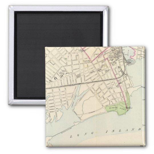 Bridgeport, south square magnet