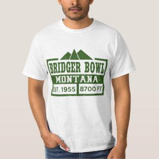 BRIDGER BOWL MOUNTAIN MONTANA T-Shirt